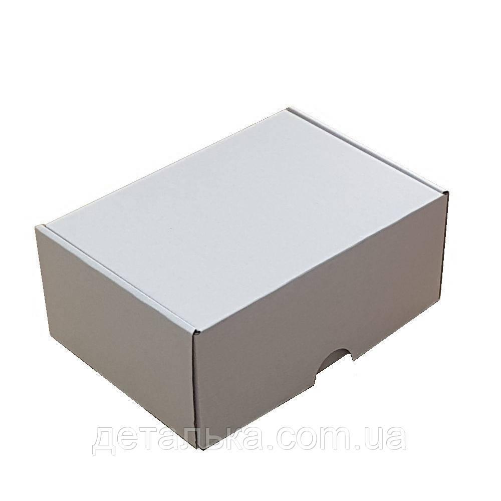 Самозбірні картонні коробки 100*100*24 мм.