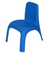 Стілець дитячий блакитний, фото 1