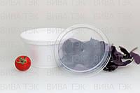 Крышка прозрачная (PP) для супниц доставки первых блюд горячего салатов десертов молочных напитков мороженого
