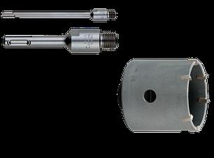 Твердосплавные ударные коронки с резьбой M 16