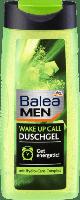 Balea MEN Duschgel wake up call - Мужской освежающий гель для душа, 300 мл