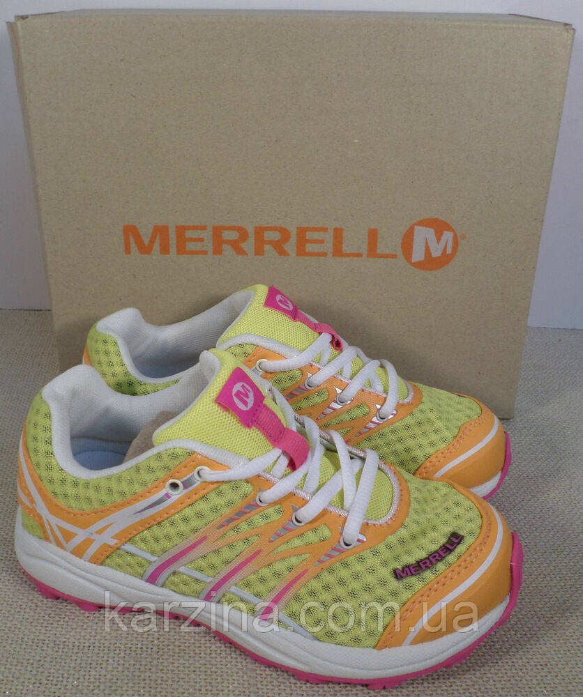 Кроссовки Merrel размер 35.5-36