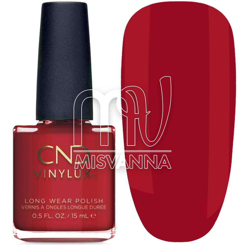 Лак CND Rouge Red №143, 15 мл червоний