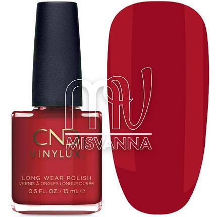 Лак CND Rouge Red №143, 15 мл червоний, фото 2