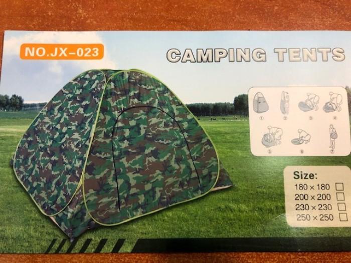 Палатка JX-023 Автомат 2Х2 , цвет камуфляж