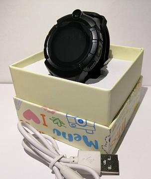 Smart Watch Q360 Gsm/Gps/камера Black Гарантия 1 месяц, фото 2