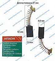 Щетка графитовая Hitachi DH 24PC3