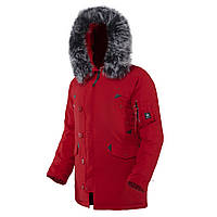 Оригинальная мужская куртка аляска AIRBOSS Snorkel Parka 171000133223 (красная), фото 1
