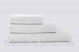 Полотенце Lotus 450 гр белое 50*90 (20\2)