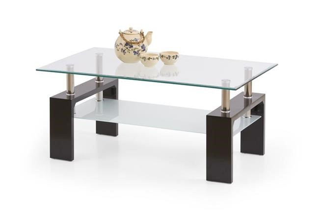 Журнальный столик Diana 110*60(2 цвета :венге, вишня)(Halmar)