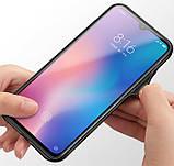Чехол бампер Primo Gradient Glass для Huawei P Smart 2019 / Honor 10 Lite - Black, фото 3