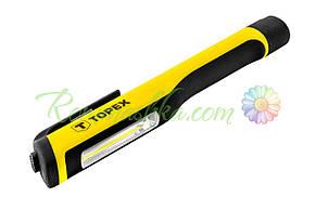 Фонарь Topex - 1 LED x 3 Вт x 3AAA