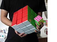 Кубик Рубика 3x3 (18x18 см) BIG CUBE (цветной), фото 1