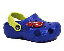 Крокси Jose Amorales арт.117071 McQueen red, blue , 22-23, 14.0