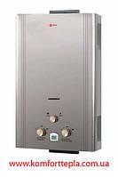Газовая колонка RODA JSD20-A6 (с дисплеем, 10л в мин., автомат)
