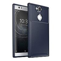 Чехол Carbon Case Sony Xperia XA2 Синий