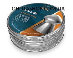 Пули H&N Baracuda 0,69 г. 400 шт.