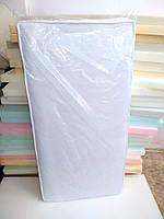 """Дитячий матрац кокос-поролон-кокос 120х60 (Мікрофібра) """"Світанок"""" Матрас"""