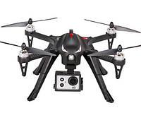 Квадрокоптер дрон MJX Bugs 3 с подвесом для экшн камеры 410мм бесколлекторный черный