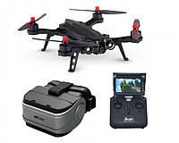 Квадрокоптер MJX Bugs 6 B6FD 250мм бесколлекторный 720P FPV камера монитор 4.3 очки, фото 1