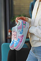 9683232b Кроссовки в Стиле Nike Air Force 1 Low Retro Sneakers Pepa Pig ...