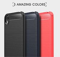 TPU чехол накладка Urban для Huawei Y5 2019 (3 цвета)