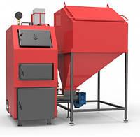 Пелетний котел з автоматизованою подачею палива РЕТРА 4-М (RETRA 4-МУ 80 кВт), фото 1