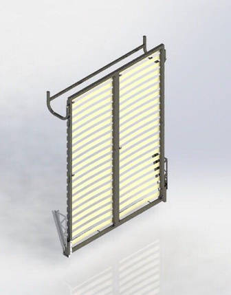 Механизм для вертикальной студийной откидной кровати 1200*2000, фото 2