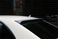 Бленда козырек спойлер заднего стекла Mercedes W212