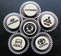 Шоколадные конфеты с логотипом