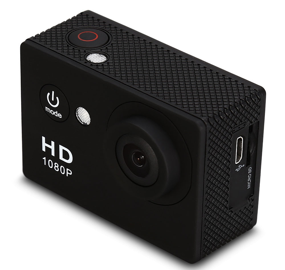 Видеокамера Noisy Full HD A7 Black