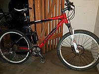 Велосипед БУ Fokus из Германии