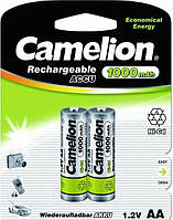 Аккумуляторы CAMELION AA R 06/2bl 1000 mAh Ni-CD