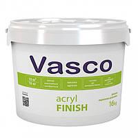 Vasco Acryl Finish акриловая шпатлевка для внутренних работ 16кг