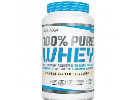 Протеины 100% Pure Whey (908 г) BioTech USA
