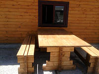 """Мебель для беседок """"STLV-1"""""""