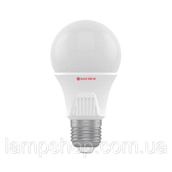 Лампа светодиодная стандартная A60 LS-33 Elegant 11W E27 3000K алюмопл. корп. A-LS-1434