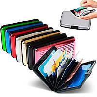 Бумажник для кредитных карт, непромокаемый кошелек Aluma Wallet Алюма Уолет