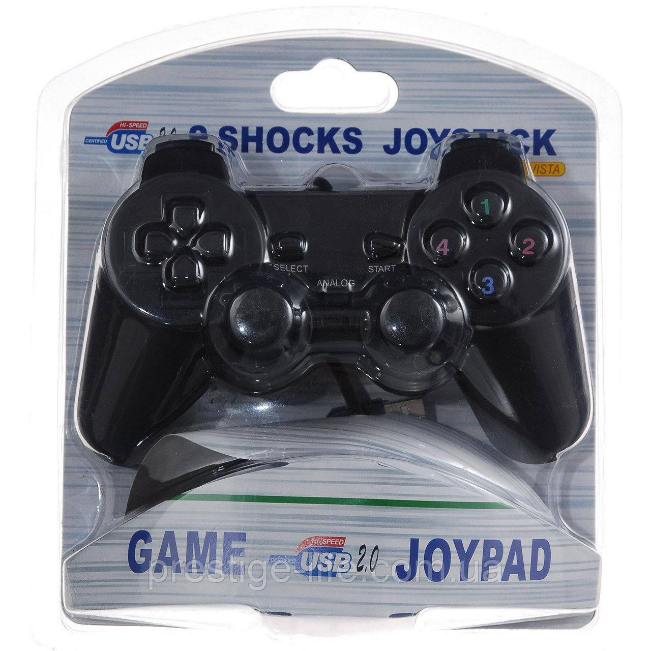 Джойстик игровой JOYPAD DJ-706