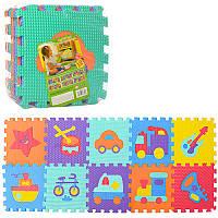 Детский коврик мозаика арт. M 3520 EVA