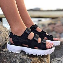 Сандалии женские Fila Disruptor Sandals (3 ЦВЕТА!), босоножки fila, женские сандалии, фото 3