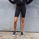 Велосипедки женские черные бренд ТУР модель Джин (Jin) размеры S,M,L, фото 3
