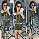 Стильный женский костюм-тройка, фото 2