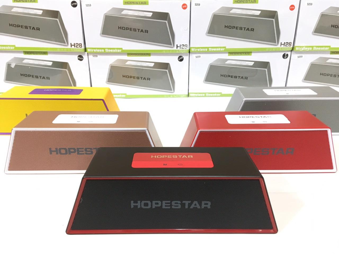 Портативная колонка Hopestar H-28 (30 шт)