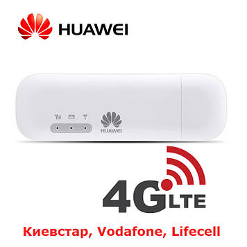 4G Wi-Fi модем Huawei E8372h-153