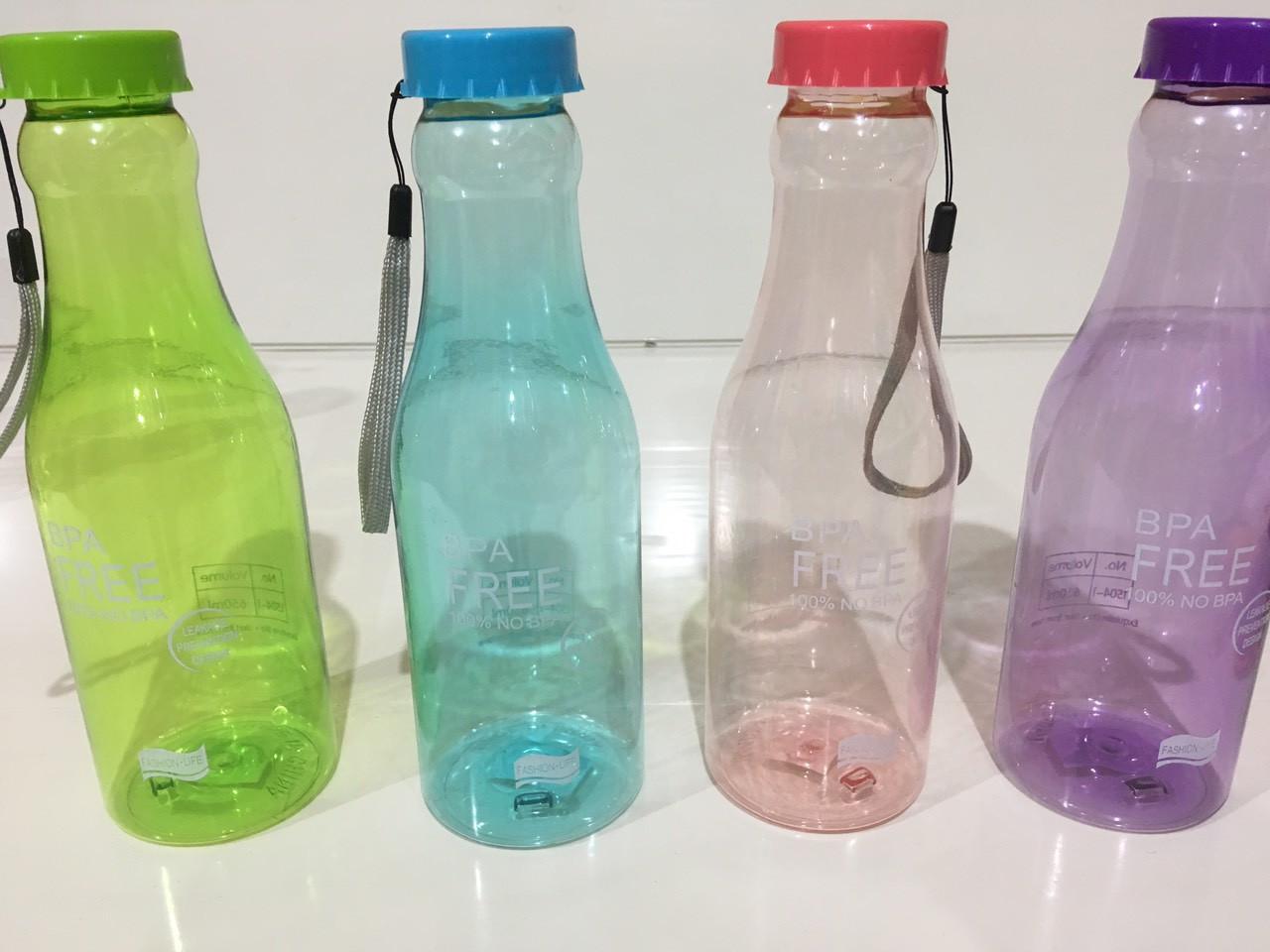 Бутылка для воды ELITE EL-565 (100 шт)