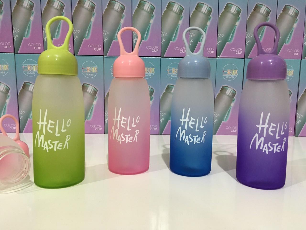 Бутылка для воды ELITE EL-308 (50 шт)