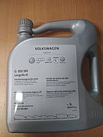 Моторное масло VAG Longlife III 5w-30 (VW 504.00, 507.00) G052195M4 5л. ― производства Германии, фото 1