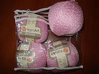 YarnArt Summer - 01 розовый