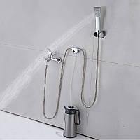 Мобильный электрический автономный душ 12V.Mobile electric autonomous shower .